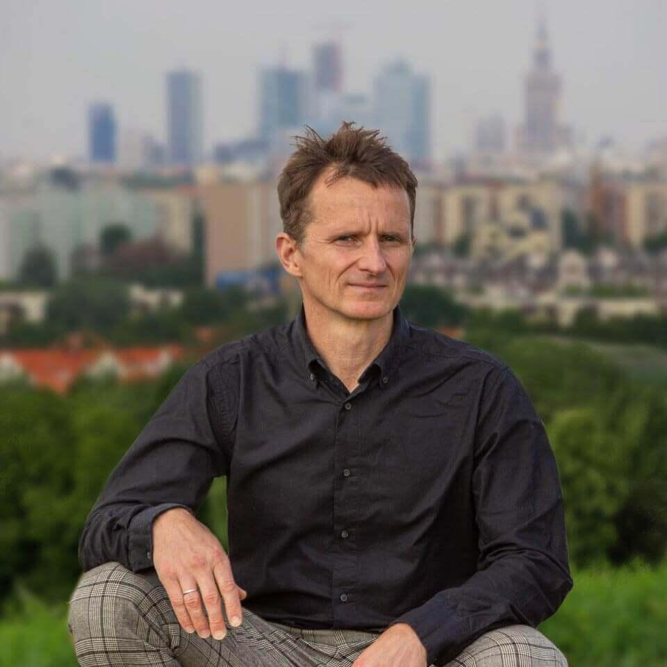 Marcin Walkiewicz - CEO BraciStudio